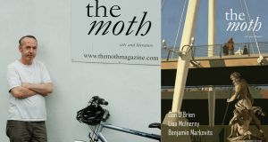 """A lot of credit should go to the Moth,"" says David Piddock, ""always wonderfully idiosyncratic and beautifully designed, for launching the prize and responding to figurative painting, largely ignored by the contemporary art scene. We have nothing like it in the UK"""