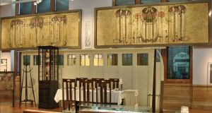 Charles Rennie Mackintosh: how 'the' chair came about