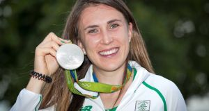 "Annalise Murphy: ""Every morning I wake up, I feel like I just dreamt about it"". Photograph: Morgan Treacy/INPHO"