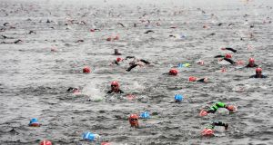 The Jailbreak Triathlon in Cobh is a little more challenging than most as the name might suggest. Photo: Getty Images