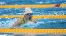 Ellen Keane is through to the final of the S9 100m Breaststroke in Rio. Photograph: Sportsfile
