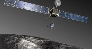 Final descent: Rosetta set to crash-land on its comet