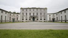 Strokestown House in Co Roscommon. Strokestown locals are joining forces with the estate in a bid to transform their community into an internationally-known heritage attraction.