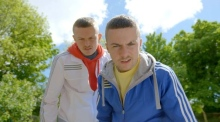 Official trailer for 'The Young Offenders'