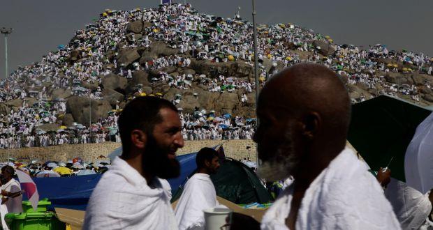 Hajj diary: 'I dread the crowds, the heat and the logistics'