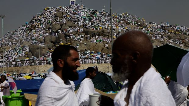 Hajj diary: 'I dread the crowds, the heat and the logistics'