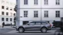 Volvo V90CC: Swedes take luxury cross country