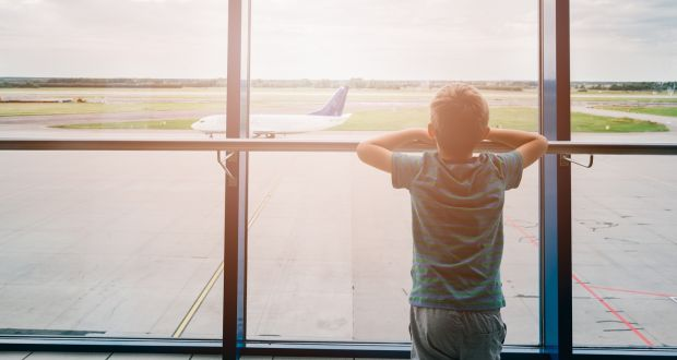 transatlantic services with us carriers do allow children from five 14 or 15 to travel