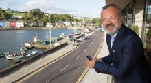 Graham Norton 'wasted on TV': John Boyne reviews his new novel