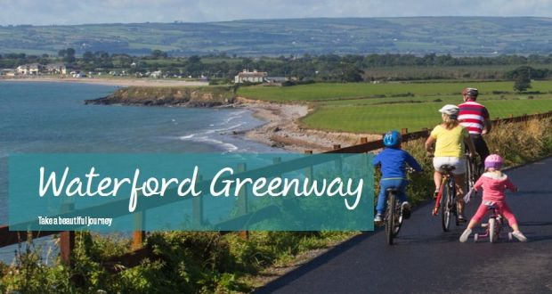 Section of new Waterford greenway to open next week