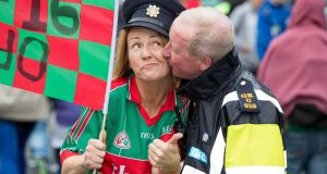 Gallery: Up for the Match Mayo and Dublin fans around Croker for All-Ireland Football Final