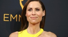 Bold hues and cutouts dominate Emmys red carpet