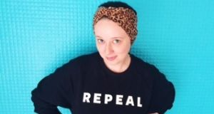 Karen Twomey (30), Vancouver: 'Ireland has far to go in terms of women's rights'