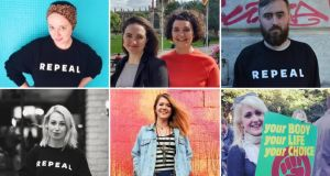 The 'global gatherings' to coincide with the Abortion Rights Campaign's annual March for Choice in Dublin this Saturday have been organised by the Scarlet Brigade, an online network of Irish emigrants who are 'scarlet for Ireland's 8th amendment'.