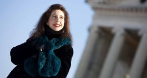 "Angela Hewitt: Her parents started her off on Bach ""because his music is the basis of piano technique"". Photograph: James Cheadle"