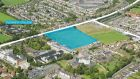 A 6.75 acre site at Swords Road in Drumcondra, Dublin 9,  has planning permission for 358 apartments and is valued around €12 to €13 million