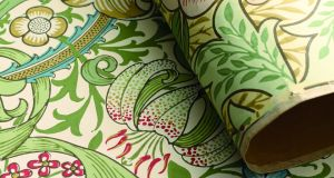 The elaborate, enduring beauty of Morris & Co textile designs