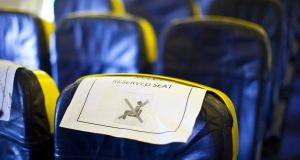 In 2015, Ryanair earned €1.5 billion in ancillary revenue. Photograph: EyesWideOpen/Getty Images