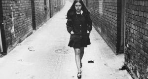 Bernadette Devlin McAliskey, from the documentary Bernadette: Notes on a Political Journey