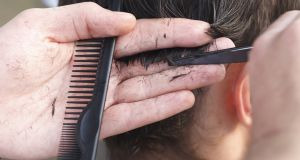 Hair care is the biggest growth category, closely followed by shaving. Photograph: iStock