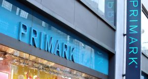 Primark in Oxford Street, London: brand owner ABF argues that Primark's business model of low prices and high turnover makes the cost of an e-commerce site  too expensive to operate. Photograph: Nick Ansell/PA Wire