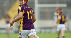 Lee Chin is 'a proud Wexford man'. Photograph: Ryan Byrne/Inpho