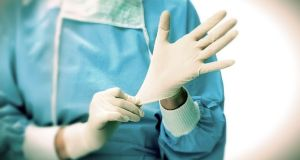 The sound men dread the most? The snapping of a doctor's latex gloves