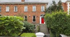 Extended and restored on leafy square in Rathgar for €1.35m