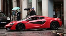 Apple in takeover talks with carmaker McLaren