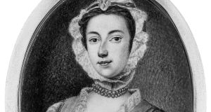 Crow Street Theatre's Peg Woffington became one of Europe's greatest actors in the 18th century. It was said of her and David Garrick that she rejected his efforts to direct her, both in plays and in bed. Photograph: Best Antiquarian