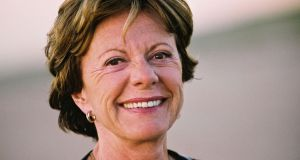 Neelie Kroes: it is ironic that the former competition commissioner with the European Commission is one of the names that emerged from the ICIJ's perusal of the Bahamas registry