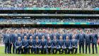 The 1991 All-Ireland winning Down team at Croke Park this month. Photograph: INPHO/Morgan Treacy