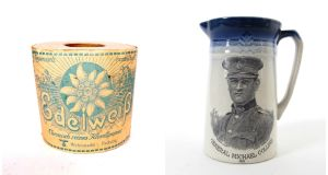Nazi relics in demand at Eclectic Collector auction