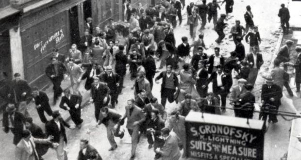 Battle of Cable Street: when the Irish helped beat back the