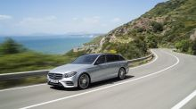 First drive: Mercedes E-Class 350 d Estate
