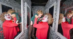 Spirits  of Meath Halloween Festival, which includes more than  37 spooky events and family  fun from October 16th to November  1st. Photograph: Barry Cronin