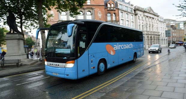 Aircoach, owned by British multinational First Group, employs 191 people whom it pays an