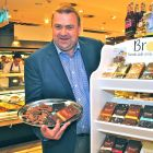 Brona's Dan O'Connor: went on chocolate-making courses in France and Ireland and scraped €60,000 together to buy the chocolate machinery he needed.