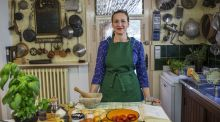 My Airbnb experience in Julia Child's Provençal kitchen