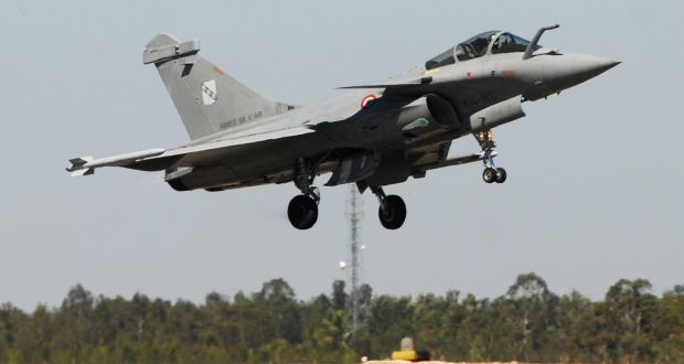 india signs 7 9bn deal to buy 36 fighter planes from france