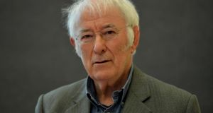 Seamus Heaney, the late Nobel laureate. Photograph: David Sleator/The Irish Times