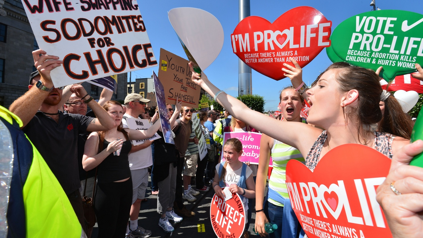 Ireland S Abortion Wars Are Set To Rage Again