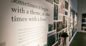 HomePlace, a new arts and literary centre which will mark the life and work of Seamus Heaney, one of Ireland's most celebrated writers, in Bellaghy, Co Derry