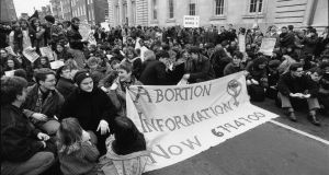 Abortion protests: Down the years