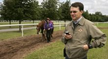 Aidan O'Brien: there is still a relative 'B team' feel to O'Brien's raiding party which will hardly bode well for the home team's classic chances in 2017 should they not rise to the challenge now.