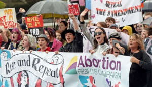 Thousands march on Dublin in pro-choice rally