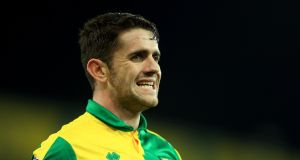 Robbie Brady's Norwich are in fine form, now topping the Championship table. Photograph: Getty Images