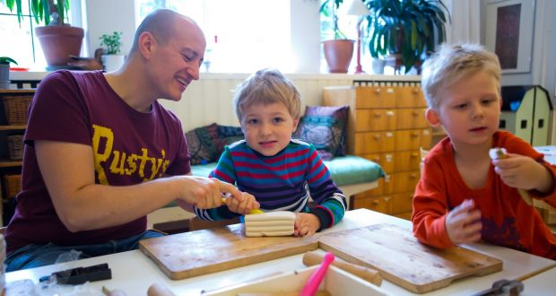 Let The Children Play The Secret To Finnish Education