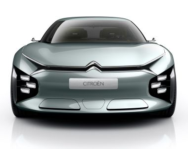 Citroën's  striking CXPERIENCE concept will be shown  at the 2016 Paris motor show