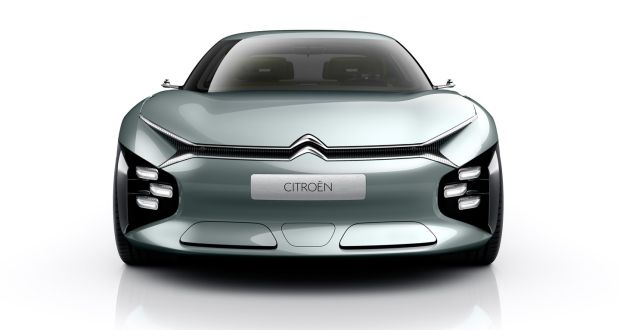 Paris auto show promises panache though star car difficult to citrons striking cxperience concept will be shown at the 2016 paris motor show fandeluxe Image collections